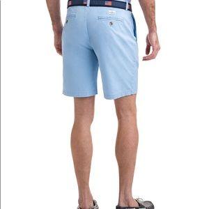 "Vineyard Vines Breaker Shorts 9"" Jake Blue 35 NWT"